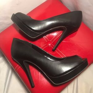 Brash Brand Black Heels